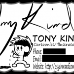 Second Business Card