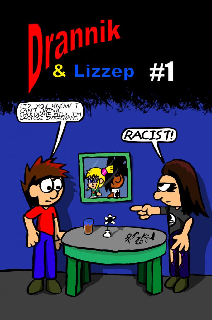 Cover of Drannik & Lizzep #1
