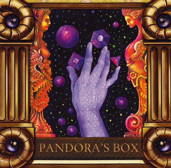 Cover of Pandora's Box