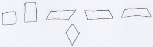 Four Sided Shapes